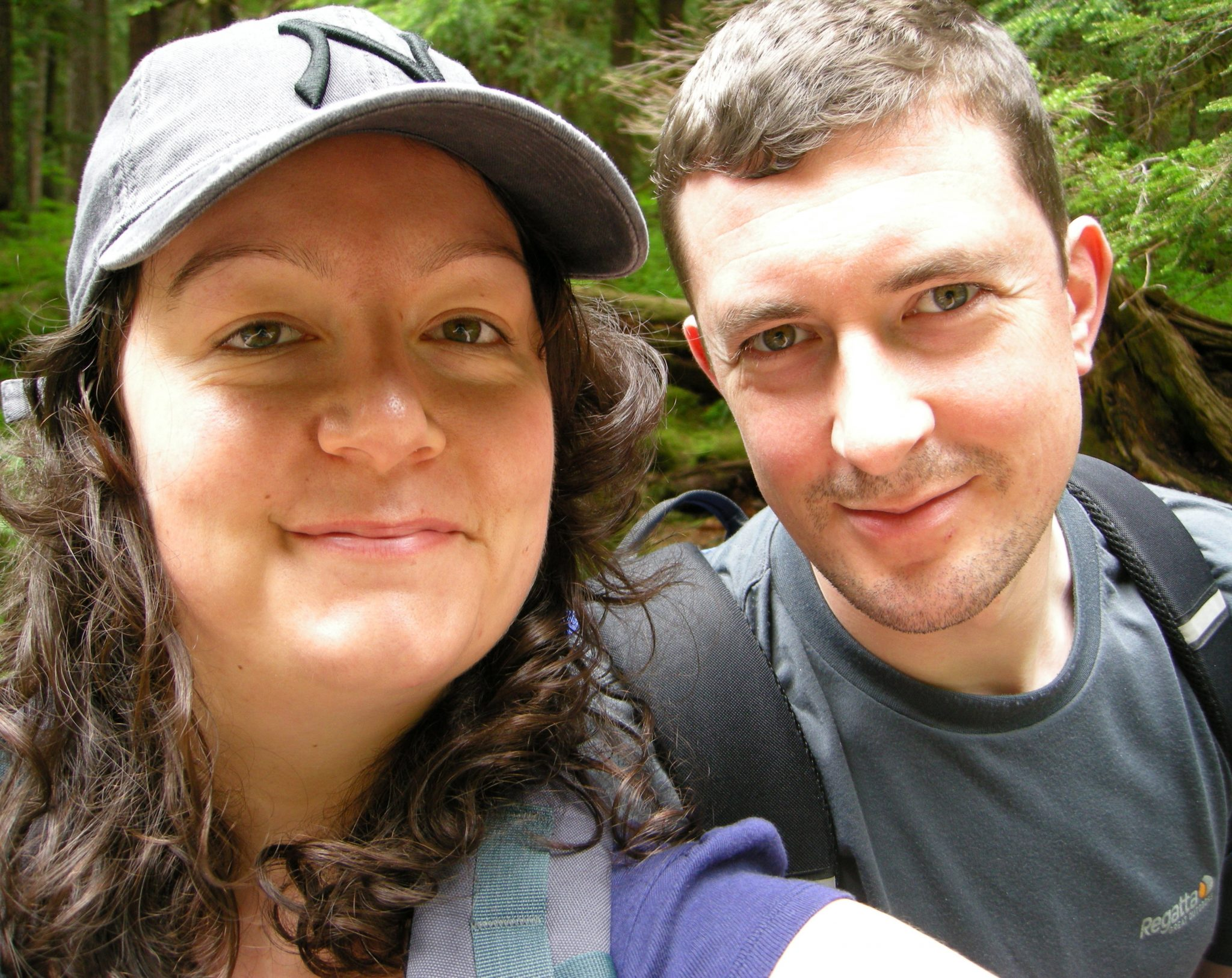 Hiking in Sol Duc, Olympic National Park