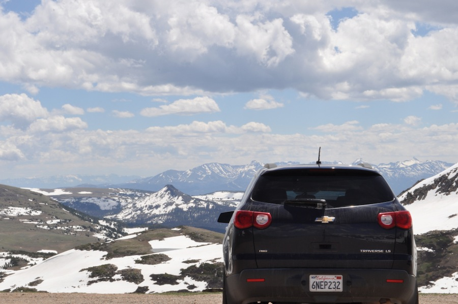 The Beast on the Beartooth Hwy
