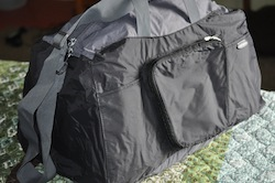 Samsonite folding duffle