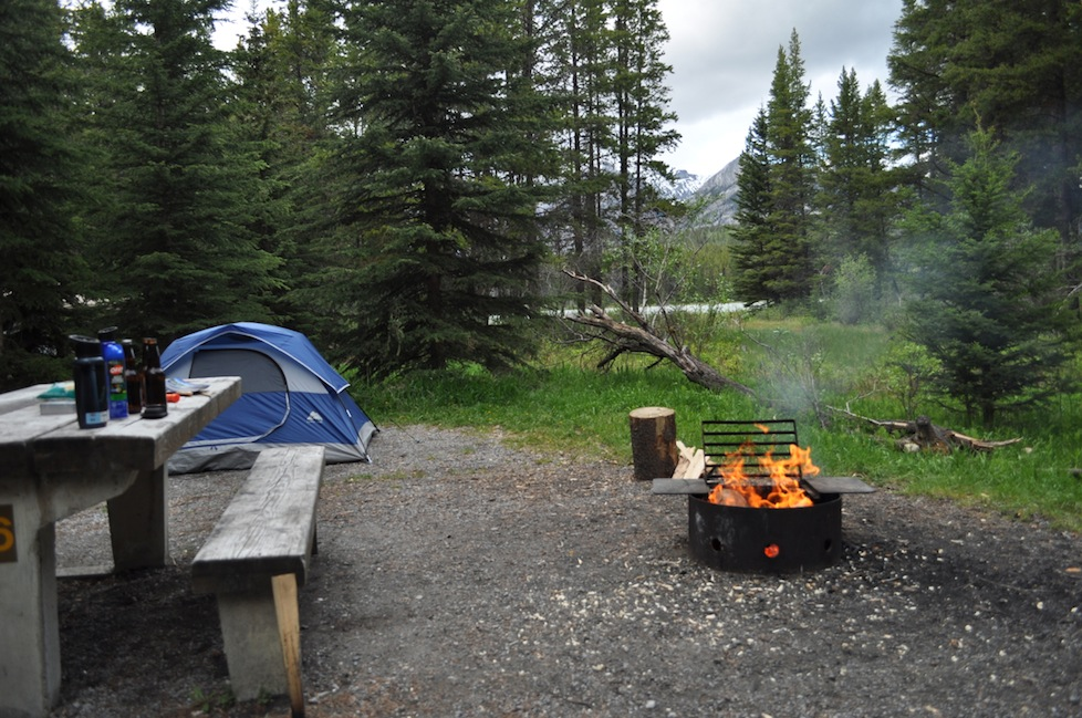 Two Jack Campground