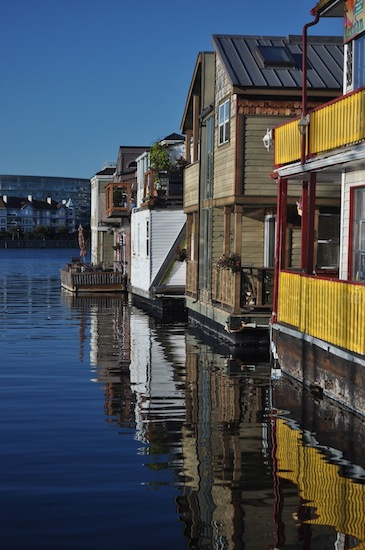 Float Houses, Fisherman's Wharf