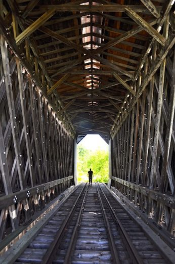 Covered Bridge Vermont