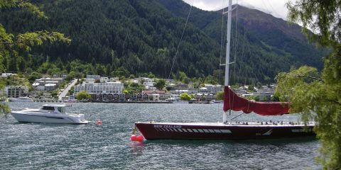 Lovely Queenstown Harbour
