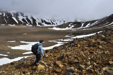 Tackling the Tongariro Crossing