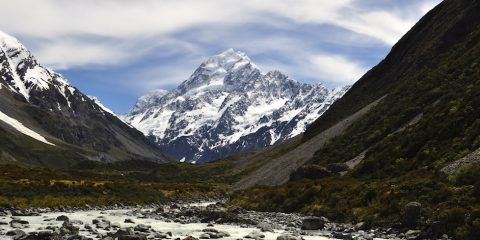 Majestic Mt Cook