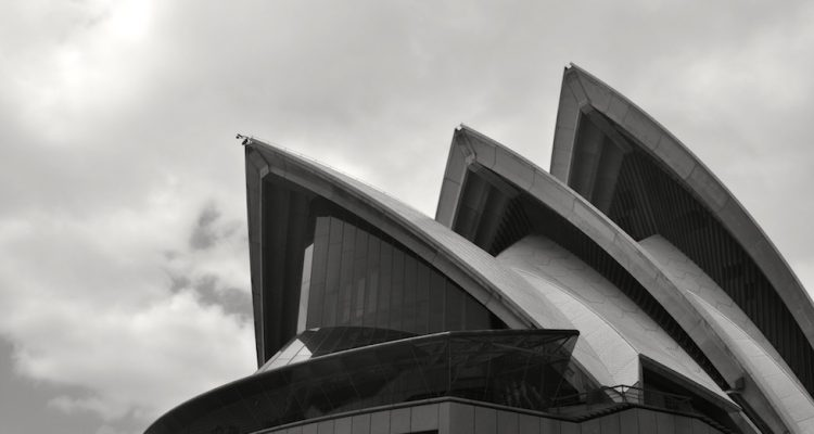The iconic sails
