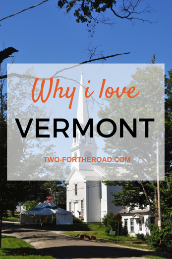 We fell in love with beautiful Vermont and could have spent a lot longer than our short visit. He's a lighthearted look at why we'd love to live in Vermont.