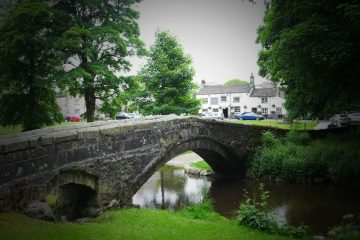 My favourite village in all of Yorkshire - lovely Linton