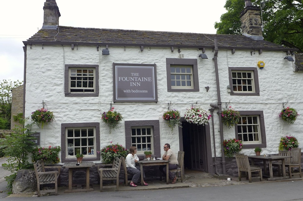 My favourite pub in the world - the food is outstanding