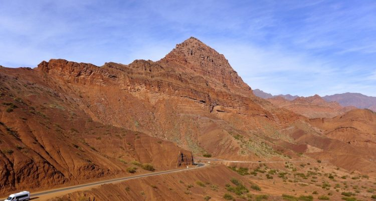Our spectacular road trip through Cafayate Gorge