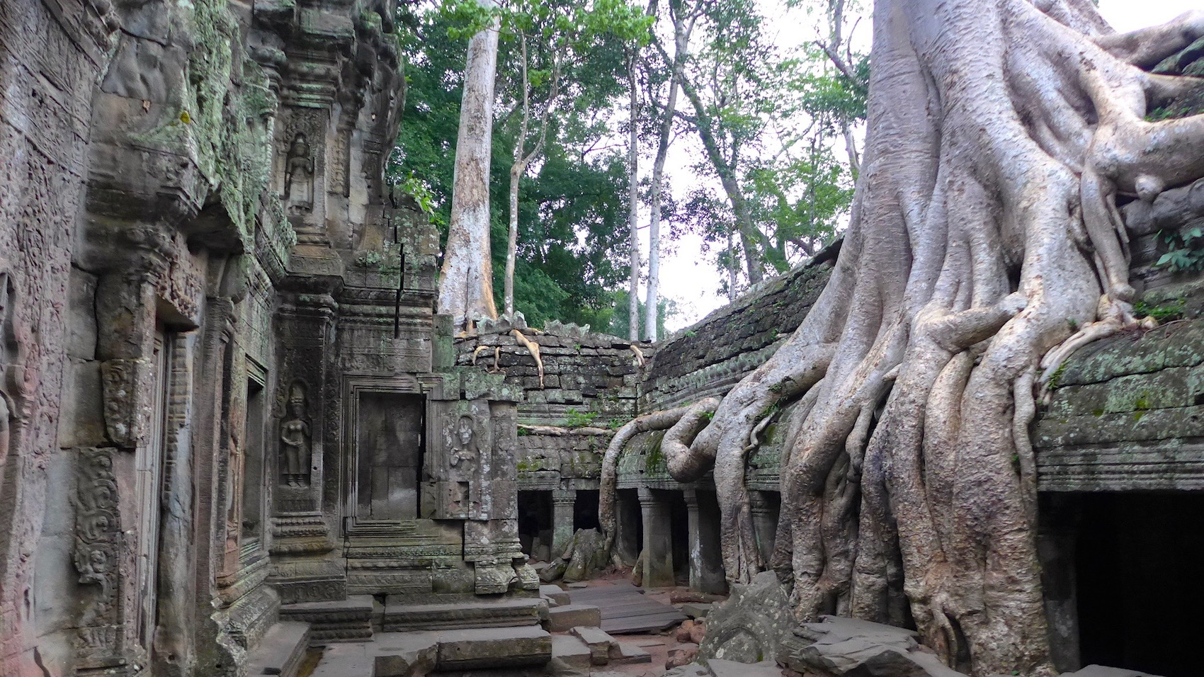 Getting the Best from Angkor Wat in 2 Days - Part 1
