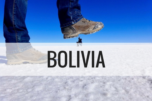 Two for the Road Bolivia