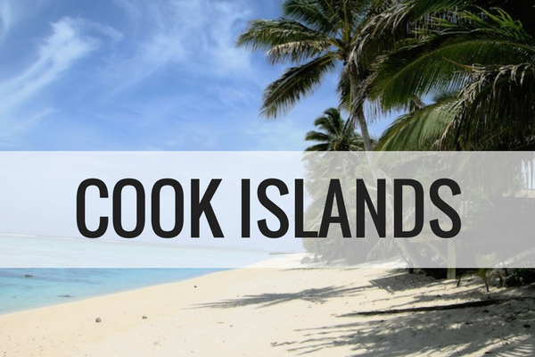 Two for the Road Cook Islands