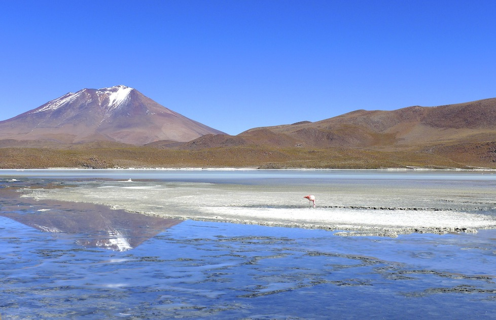 The epic lakes and mountains of Bolivia's South West