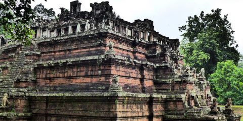 Royal Palace Angkor