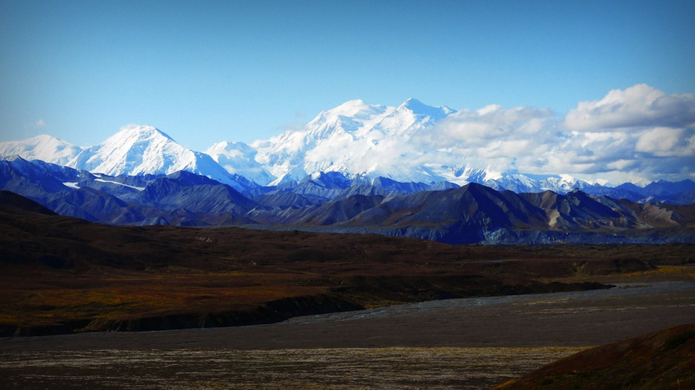 The breathtaking sight of Denali - Alaska