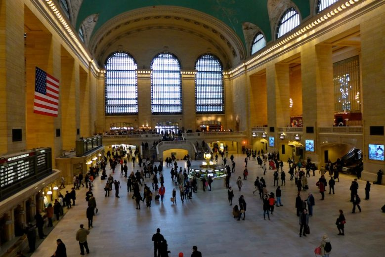 Grand Central Station Terminal New York City