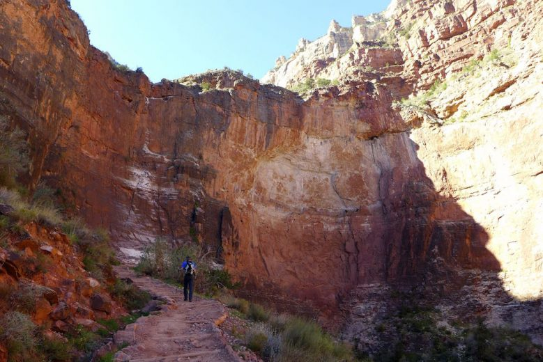 Bright Angel Trail Grand Canyon Paul Deaton