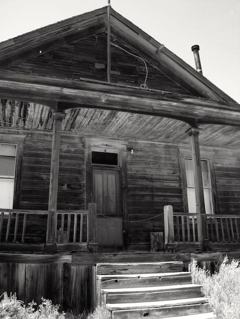 House Bodie California