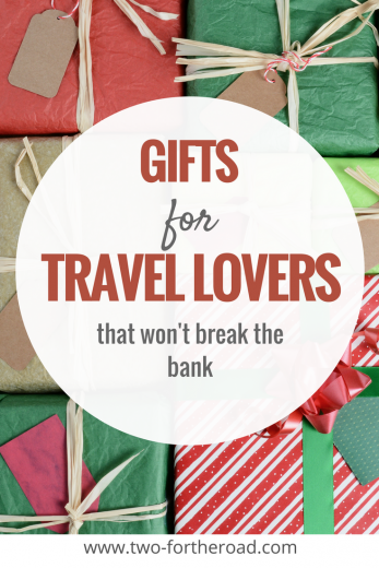 29 budget friendly and must-have gifts for the travel lover in your life.