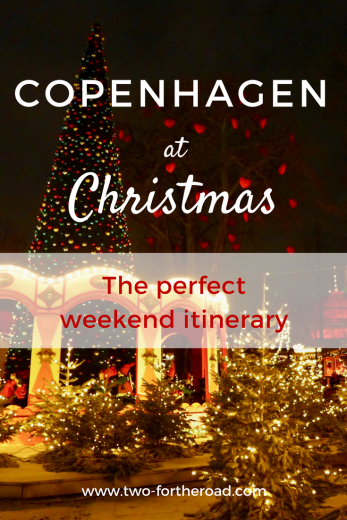 48 Hours in Copenhagen - The Perfect Winter Break. Everything you need to plan a festive weekend in the Danish Capital.