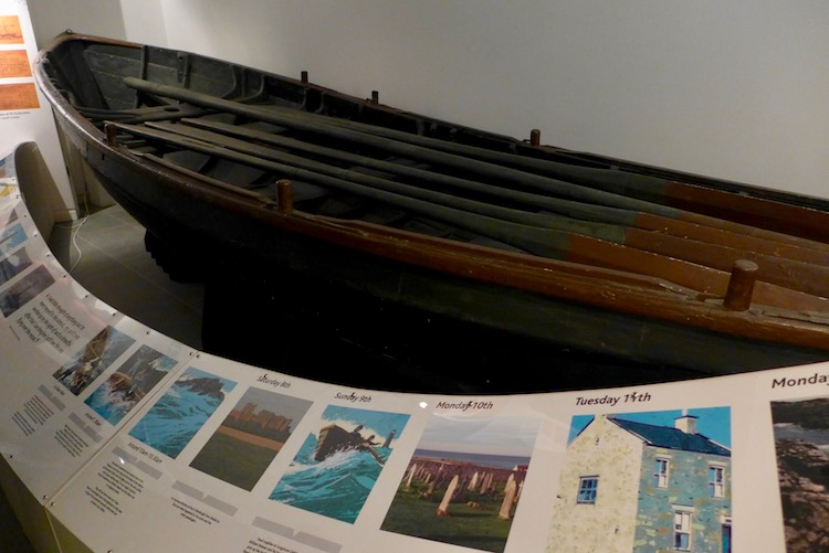 The Grace Darling Boat